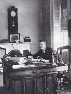 Theodore Roosevelt was appointed NYC Police Commissioner at 36.